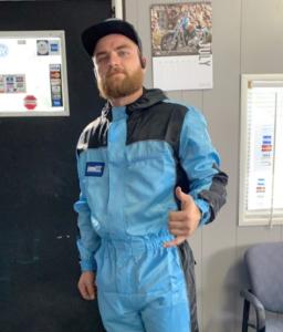 anti static spray suit