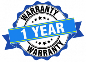 Luma III 1 year warranty