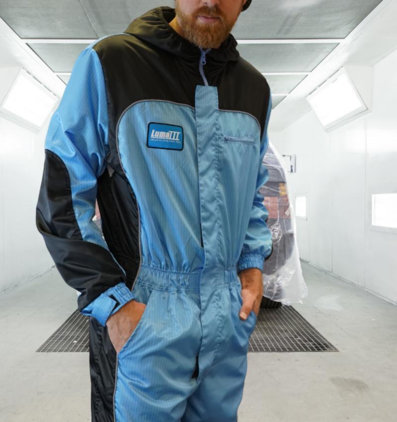 Luma III spray suit